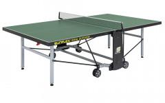 Всепогодный теннисный стол Sunflex Ideal Outdoor зеленый