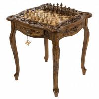 Стол ломберный шахматный Haleyan