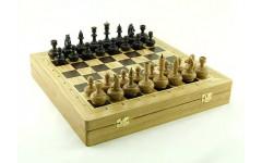 Шахматы Сенеж Вудгейм дуб