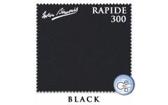 Сукно Iwan Simonis 300 Rapide Carom 195см Black