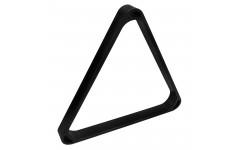 Треугольник Pool Pro пластик черный ø57,2мм