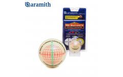 Тренировочный шар Snooker Aramith Nic Barrow`s Ultimate Training Ball ø52,4мм блистер