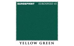 Сукно Eurospeed 45 165см Yellow Green
