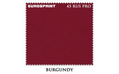 Сукно Eurosprint 45 Rus Pro 198см Burgundy