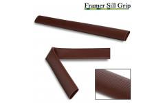Обмотка для кия Framer Sill Grip V1 коричневая