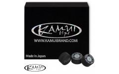 Наклейка для кия Kamui Black ø12,5мм Hard 1шт.