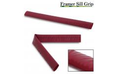 Обмотка для кия Framer Sill Grip V5 бордовая