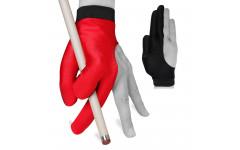 Перчатка Fortuna Classic красная/черная M/L