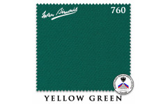 Сукно Iwan Simonis 760 206см Yellow Green