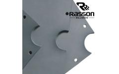 Плита для бильярдных столов Rasson Original Premium Slate 9фт h38мм 3шт.