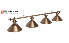 Светильник Fortuna Toscana bronze antique  4 плафона