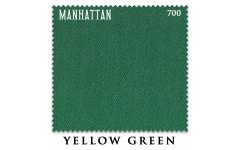 Сукно Manhattan 700 195см Yellow Green