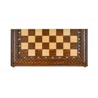 Шахматы + нарды резные