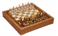 Шахматы стандартные каменные 43х43 см (3,50