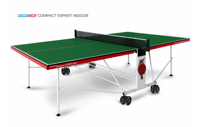 Теннисный стол Compact Expert Indoor green