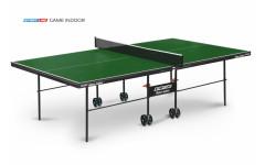 Теннисный стол Game Indoor green