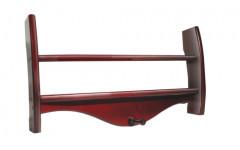 Полка для шаров навесная (махагон, 54 х 84.5 х 19.5 см)